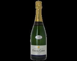Brut Millésime - Champagne Etienne Chéré - 2012 - Effervescent