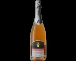 Anjou Fines Bulles Rosé Demi-Sec - Domaine de la Bougrie - Non millésimé - Effervescent