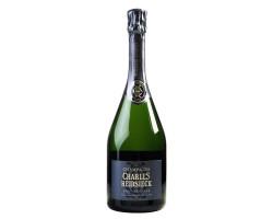 Brut réserve - Champagne Charles Heidsieck - Non millésimé - Effervescent