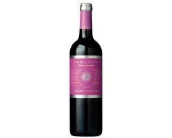 Pigmentum Merlot - Malbec - Georges Vigouroux - Pigmentum - 2017 - Rouge