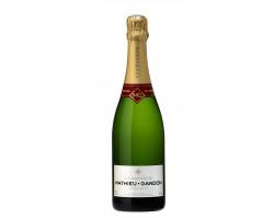 Esprit Brut - Champagne Mathieu-Gandon - Non millésimé - Effervescent