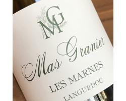 Les Marnes - Domaine du Mas Granier - 2019 - Blanc