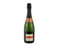 Mercier Blanc de Noirs - Champagne Mercier - Non millésimé - Effervescent