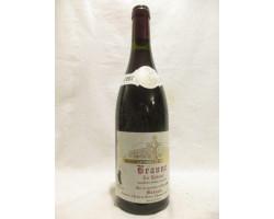 Beaune En Lulune - Domaine Masson - 1997 - Rouge