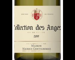 Collection des Anges Blanc - Maison Maurice Gentilhomme - 2019 - Blanc