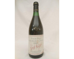Gamay - Domaine Huguet - 1999 - Rouge