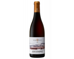 Septembre - Bourgogne Pinot Noir - Edouard Delaunay - 2018 - Rouge