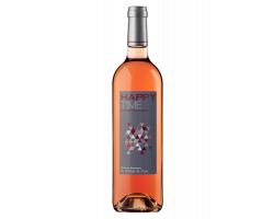 Happy Time Rosé - Château du Pouey - Non millésimé - Rosé