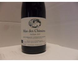 Domaine  Mas Des Chimeres Muscat Petits Grains Sec - MAS DES CHIMERES - 2018 - Blanc
