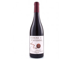 Comme A Cayenne - Domaine Boissezon Guiraud - 2019 - Rouge