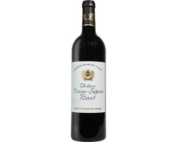 Chateau Joanin Becot  Beausejourbecot - Château Joanin Bécot - 2015 - Rouge