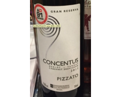 Concentus - Pizzato - 2011 - Rouge