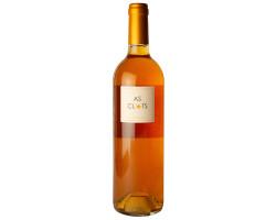 Orange - Domaine As Clots - Non millésimé - Blanc