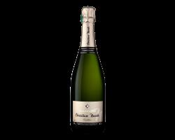 Brut Tradition - Champagne Christian Naudé - Non millésimé - Effervescent