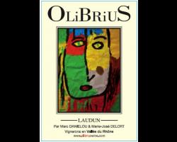 Domaine OLiBRiUS - LAUDUN - Olibrius - 2013 - Rouge