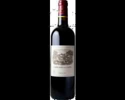 Carruades de Lafite - Domaines Barons de Rothschild - Château Lafite Rothschild - 2014 - Rouge