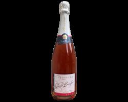 Brut Rosé Grand Cru - Champagne Claude Beaufort - Non millésimé - Effervescent