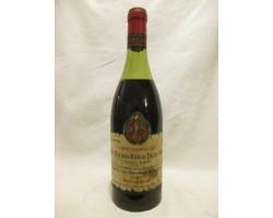Tastevinage - Domaine Moillard - 1949 - Rouge