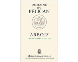 ARBOIS SAVAGNIN - Domaine du Pélican - 2016 - Blanc