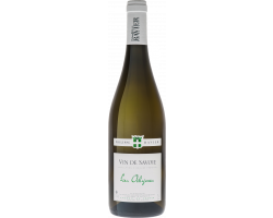 Abymes - Domaine RAVIER Sylvain et Philippe - 2019 - Blanc