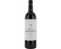 Château Couhins-Lurton - Château Couhins-Lurton - 2018 - Rouge