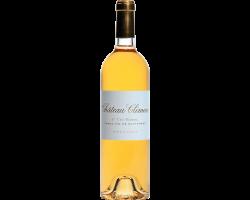 Climens 1er Cru Classé - Château Climens - 2016 - Blanc
