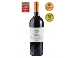 Cuvée Galien - Domaine de la Chanade - 2015 - Rouge