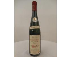 Pinot Gris Vendanges Tardives - Domaine Pierre Frick - 2002 - Blanc