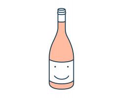Les Vignes de Termeny - Domaine Ferrotin - 2018 - Rosé