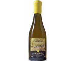 Quintessence Du Chardonnay - Domaine Pierre-Yves & Olivier Fichet - 2015 - Blanc