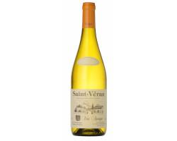 Saint-Véran - Les Chênes - Domaine Auvigue - 2020 - Blanc