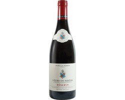 Reserve Perrin - Famille Perrin - 2018 - Rouge