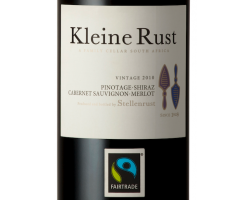 Kleine rust – Cellar Selection Red - Stellenrust - 2015 - Rouge