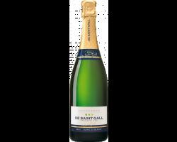 Champagne Blanc de Blancs Premier Cru - Champagne de Saint-Gall - Non millésimé - Effervescent