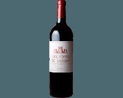 Les Forts de Latour - Château Latour - 1984 - Rouge