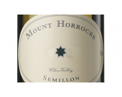 Semillon - MOUNT HORROCKS - 2017 - Blanc
