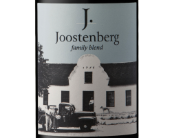 Family blend red - Joostenberg - 2016 - Rouge