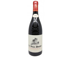 Domaine le vieux Donjon - Domaine le vieux Donjon - 2018 - Rouge