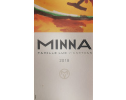 MINNA - VILLA MINNA VINEYARD - 2018 - Blanc