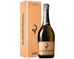 Billecart-salmon Brut Rosé - Etui - Champagne Billecart-Salmon - Non millésimé - Effervescent