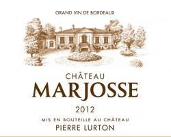 Château Marjosse - Château Marjosse - 2020 - Blanc