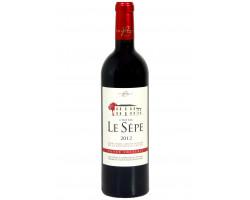 Cuvée Initiale - Château le Sèpe - 2012 - Rouge