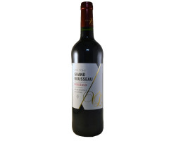 Château Grand Rousseau - Château Grand Rousseau - 2018 - Rouge