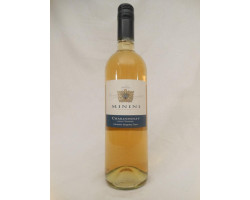 Chardonnay - Cantine Minini - 2011 - Blanc