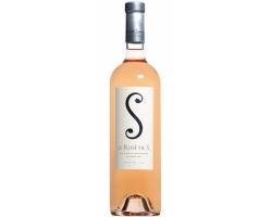 Le Rosé de S - Famille Sumeire - 2019 - Rosé