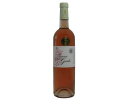 Coteaux du Quercy Rosé - Domaine de la Garde - 2019 - Rosé