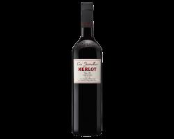 Merlot - Les Jamelles - 2019 - Rouge