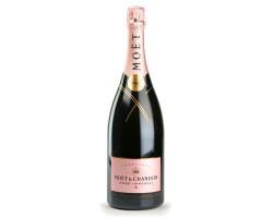 Impérial Rosé - Moët & Chandon - Non millésimé - Effervescent