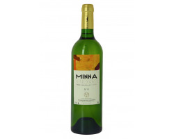 Minna - VILLA MINNA VINEYARD - 2013 - Blanc