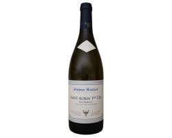 En Remilly, Saint-aubin premier cru - Domaine Mazilly Père & Fils - 2018 - Blanc